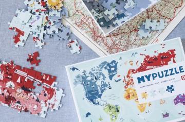 My puzzle world